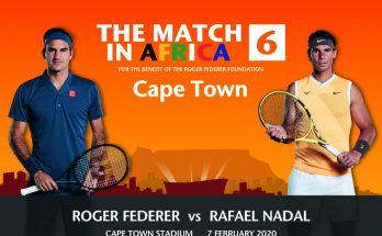 the match in africa 6 poster