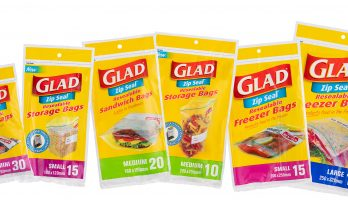 Glad zip seal range