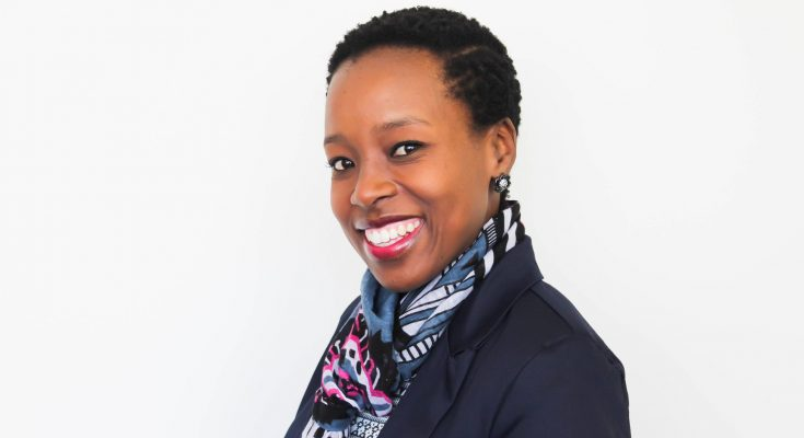 Nthabiseng Phoshoko, the Commercial Director for LFP Training