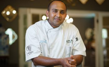 Executive Chef Justin Maharaj