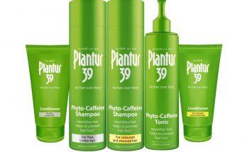 plantur 39 haircare range