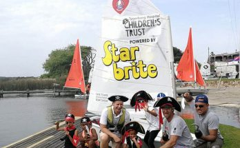 The Tygerberg Hospital Children's Trust Sailing For A Cause