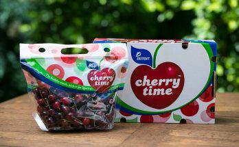 Cherry Time cherries