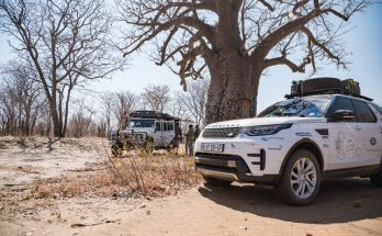 The Land Rover Experience Tour