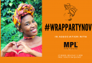 poster for the byMaletsatsi Wrap Party Picnic