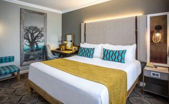 Southern Sun Ridgeway Lusaka hotel rooms