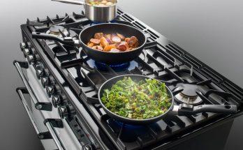 The brand-new AGA Masterchef Deluxe 110cm cooker