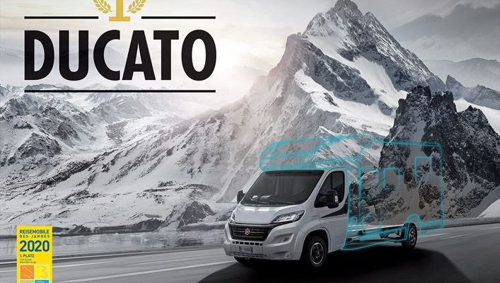 The Fiat Professional Ducato Vehicle