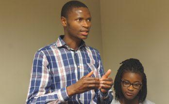 Tebang Ntsasa, Business Development Manager for Futureproof SA