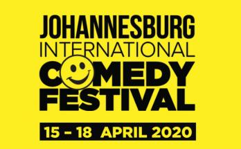 joburg international comedy festival poster