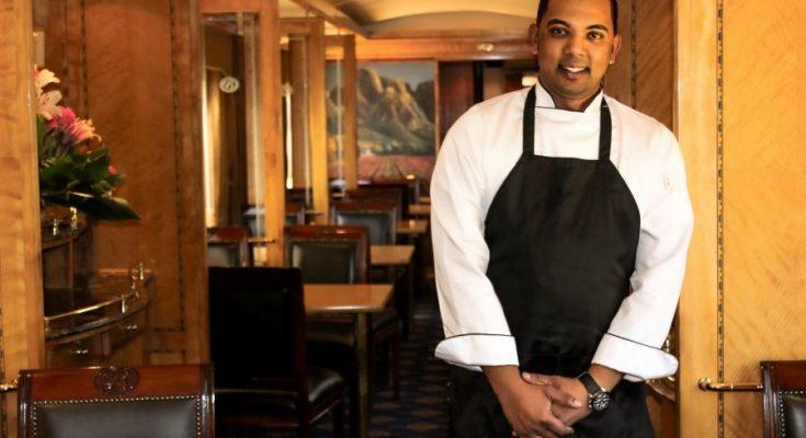 Executive Chef, Cresan Ramjathan