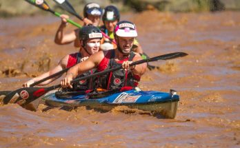 paddlers who will tackle the Umkomaas River
