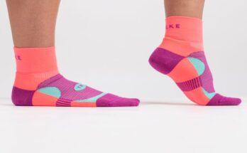 New Design Falke Trail Run Sock