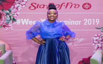 Lerato Tikwayo (Sta-Sof-Fro Brand Manager)