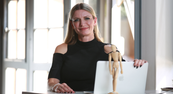 Sumarie Greybe, co-founder of Naked