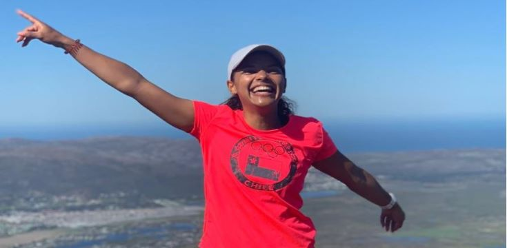 In her happy place Gretchin Davids is on the Engen graduate programme (003)
