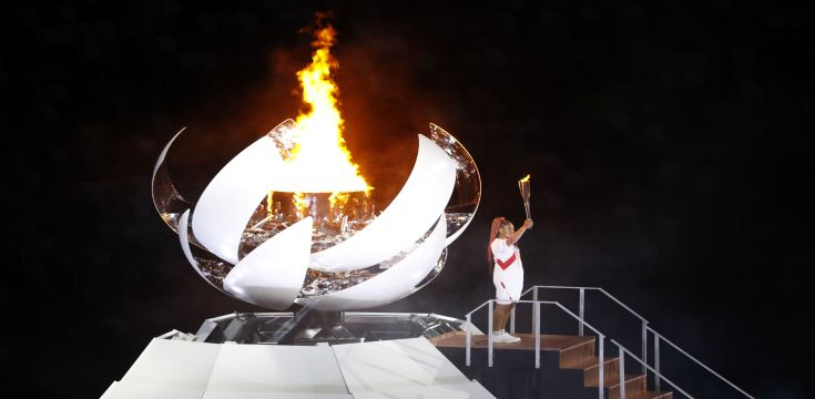Tokyo Olympic 2020 flame (002)