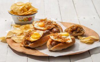 Egg-Boerie-Roll